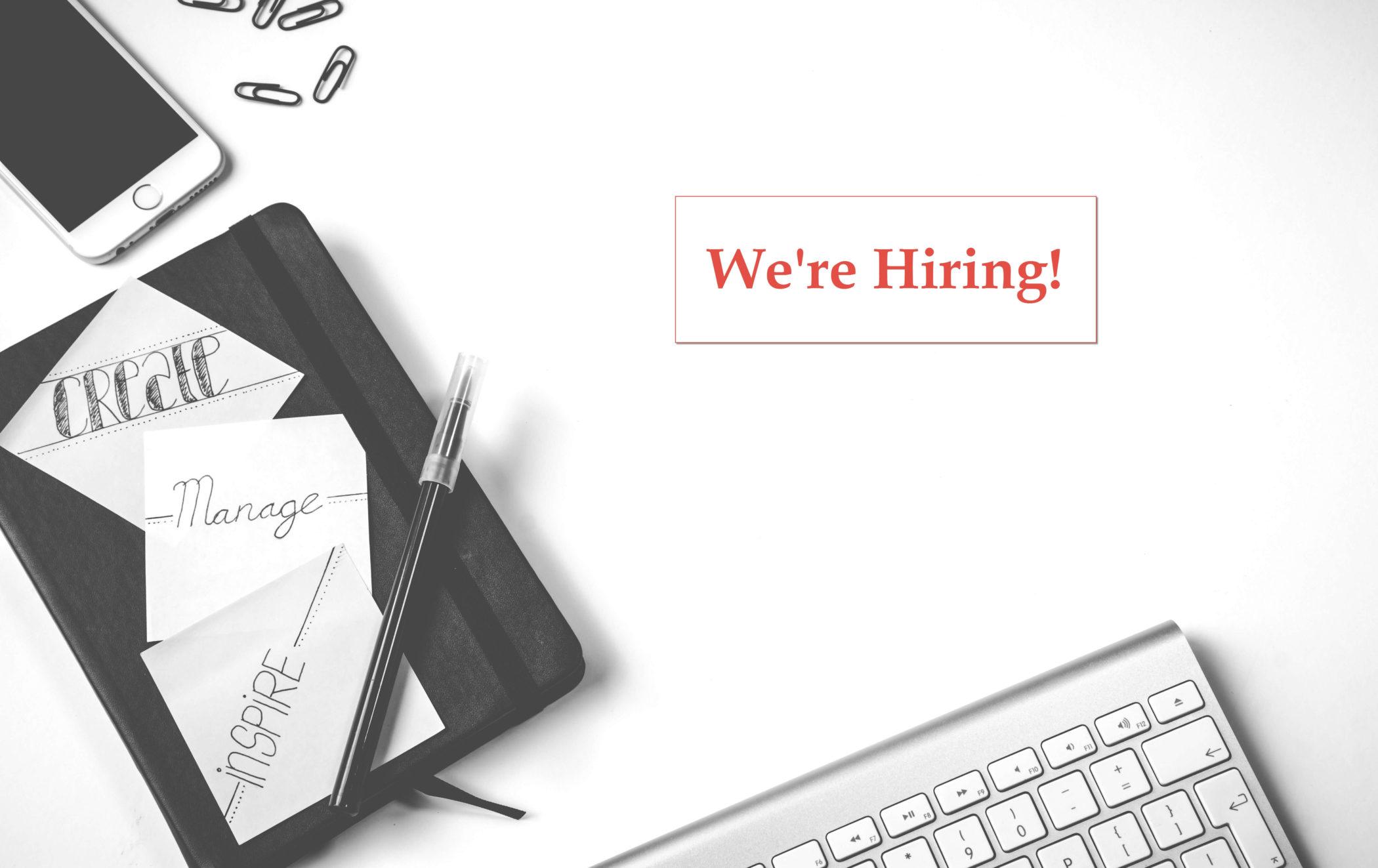 we re hiring jpp marketing