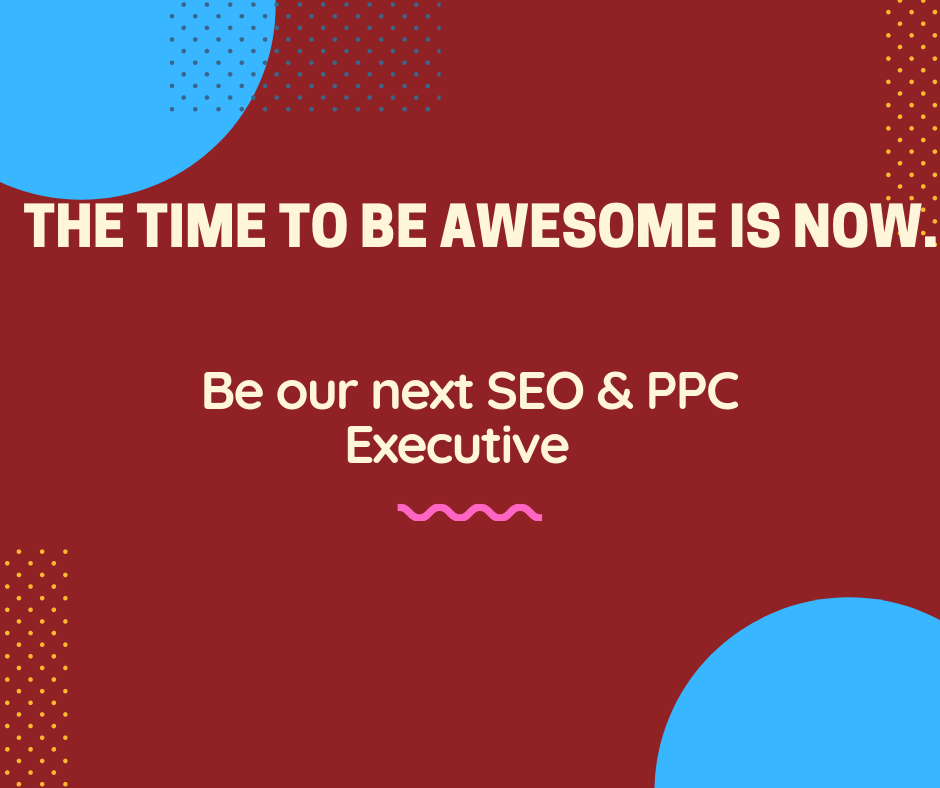 be our next seo ppc executive